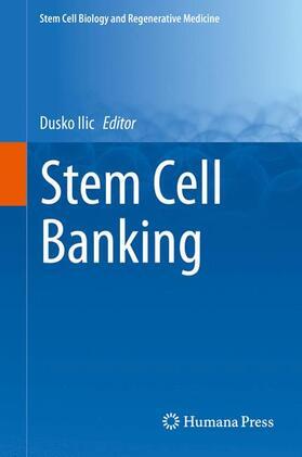 Ilic   Stem Cell Banking   Buch   sack.de