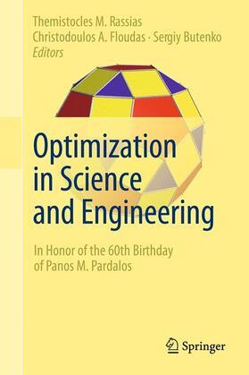 Butenko / Floudas / Rassias   Optimization in Science and Engineering   Buch   sack.de