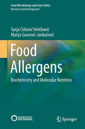 Cirkovic Velickovic / Gavrovic-Jankulovic / Cirkovic Velickovic | Food Allergens | Buch | sack.de