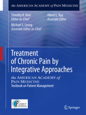 Deer / Leong / Ray   Treatment of Chronic Pain by Integrative Approaches   Buch   sack.de