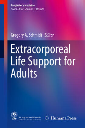 Schmidt | Extracorporeal Life Support for Adults | Buch | sack.de