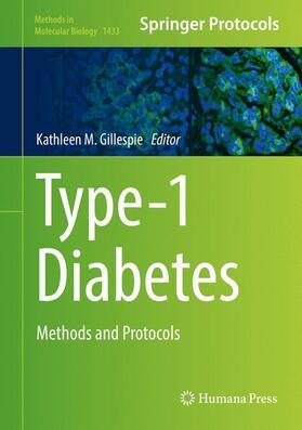 Gillespie   Type-1 Diabetes   Buch   sack.de