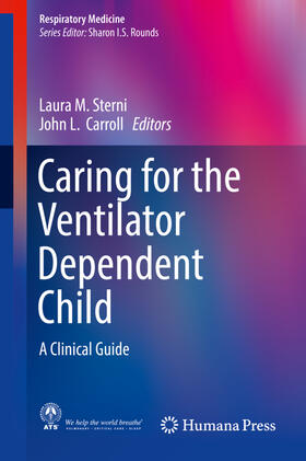 Sterni / Carroll | Caring for the Ventilator Dependent Child | Buch | sack.de