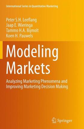 Leeflang / Wieringa / Bijmolt | Modeling Markets | Buch | sack.de