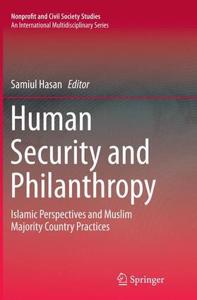 Hasan | Human Security and Philanthropy | Buch | sack.de