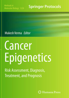 Verma | Cancer Epigenetics | Buch | sack.de