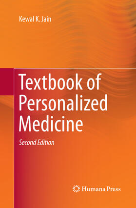 Jain | Textbook of Personalized Medicine | Buch | sack.de