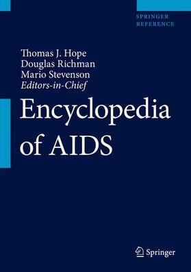 Hope / Richman / Stevenson | Encyclopedia of AIDS, 3 Teile | Buch | sack.de