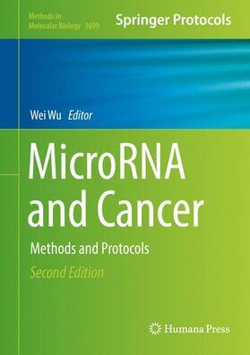 Wu | MicroRNA and Cancer | Buch | sack.de