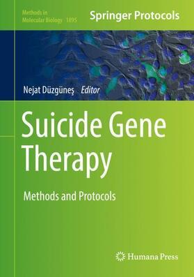 Düzgünes / Düzgünes | Suicide Gene Therapy | Buch | sack.de