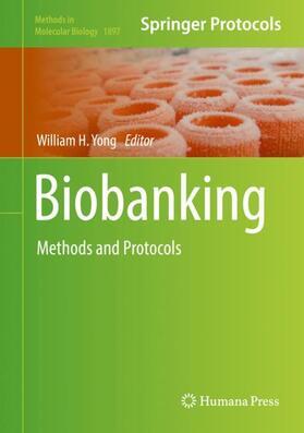 Yong | Biobanking | Buch | sack.de
