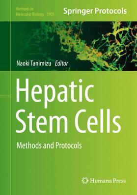Tanimizu   Hepatic Stem Cells   Buch   sack.de