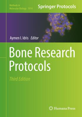 Idris | Bone Research Protocols | Buch | sack.de