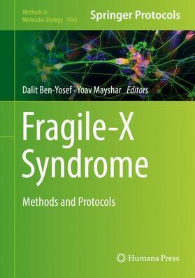 Ben-Yosef / Mayshar | Fragile-X Syndrome | Buch | sack.de