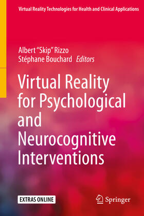 Bouchard / Rizzo   Virtual Reality for Psychological and Neurocognitive Interventions   Buch   sack.de