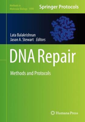 Balakrishnan / Stewart | DNA Repair | Buch | sack.de