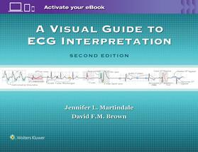 Martindale / Brown   A Visual Guide to ECG Interpretation   Buch   sack.de