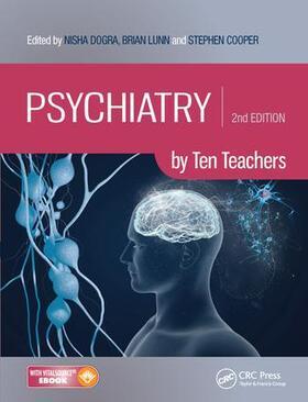 Dogra / Lunn / Cooper | Psychiatry by Ten Teachers | Buch | sack.de