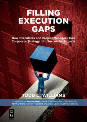 Williams | Filling Execution Gaps | Buch | sack.de