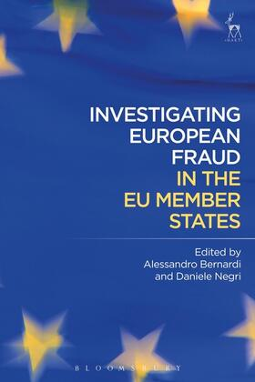 Bernardi / Negri | Investigating European Fraud in the EU Member States | Buch | sack.de