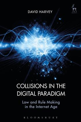 Harvey | Collisions in the Digital Paradigm | Buch | sack.de