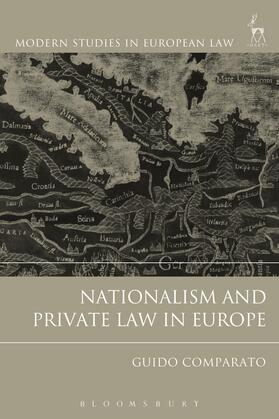 Comparato | Nationalism and Private Law in Europe | Buch | sack.de
