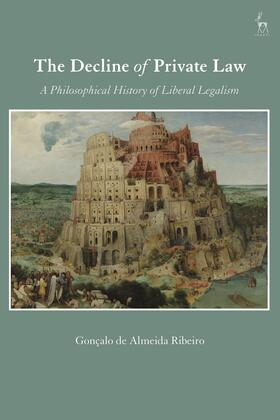 Ribeiro | The Decline of Private Law | Buch | sack.de