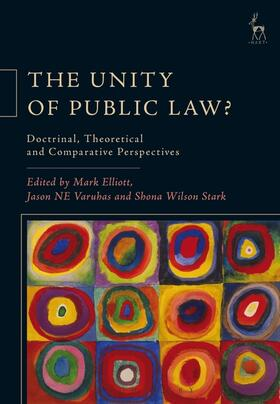 Elliott / Varuhas / Wilson Stark | The Unity of Public Law? | Buch | sack.de