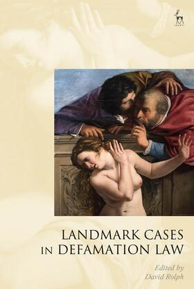 Rolph | Landmark Cases in Defamation Law | Buch | sack.de