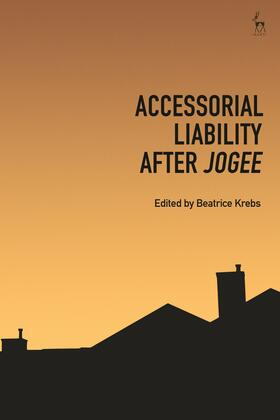 Krebs | Accessorial Liability After Jogee | Buch | sack.de