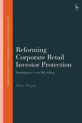 Bugeja | Reforming Corporate Retail Investor Protection | Buch | Sack Fachmedien