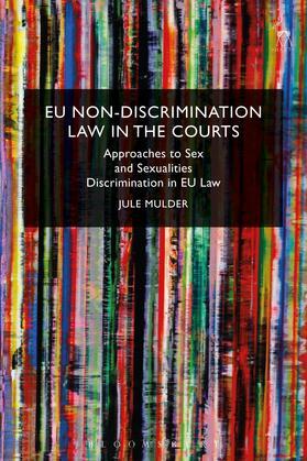 Mulder | EU Non-Discrimination Law in the Courts | Buch | Sack Fachmedien