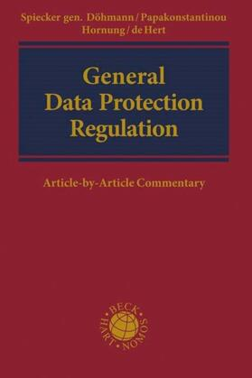 Döhmann / Papakonstantinou / Hornung   General Data Protection Regulation   Buch   sack.de
