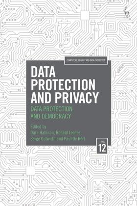 Hallinan / Leenes / Gutwirth | Data Protection and Privacy | Buch | sack.de