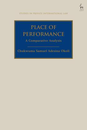Okoli | Place of Performance | Buch | sack.de
