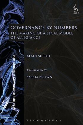 Supiot | Governance by Numbers | Buch | sack.de
