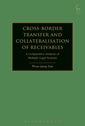 Jon | Cross-border Transfer and Collateralisation of Receivables | Buch | sack.de