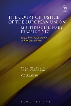 Lindholm / Derlén | The Court of Justice of the European Union | Buch | Sack Fachmedien