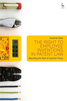 Odaki | The Right to Employee Inventions in Patent Law | Buch | sack.de