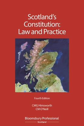 Himsworth / O'Neill | Scotland's Constitution: Law and Practice | Buch | sack.de