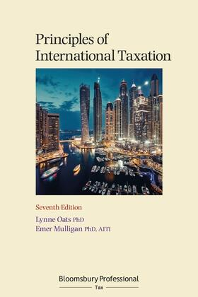 Oats / Mulligan | Principles of International Taxation | Buch | sack.de