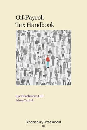 Burchmore | Off-Payroll Tax Handbook | Buch | sack.de