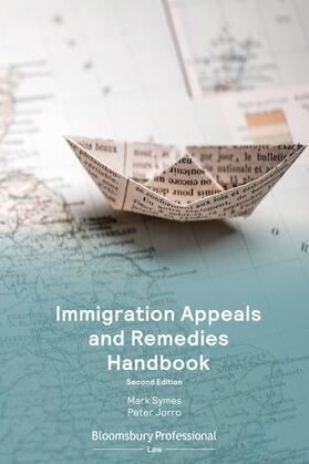 Symes / Jorro | Immigration Appeals and Remedies Handbook | Buch | sack.de