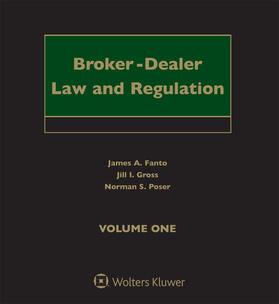 Fanto / Gross / Poser   Broker-Dealer Law and Regulation   Loseblattwerk   sack.de