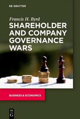 Byrd | Shareholder and Company Governance Wars | Buch | sack.de