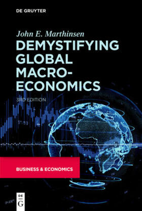 Marthinsen | Demystifying Global Macroeconomics | Buch | sack.de