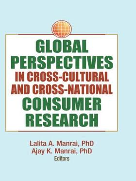 Kaynak / Manrai | Global Perspectives in Cross-Cultural and Cross-National Consumer Research | Buch | sack.de