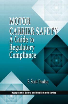 Dunlap | Motor Carrier Safety | Buch | sack.de