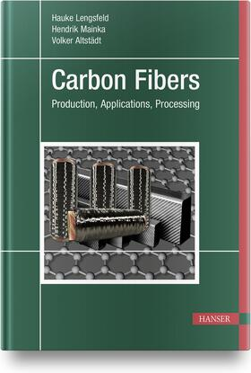 Lengsfeld / Mainka / Altstädt   Carbon Fibers   Buch   sack.de