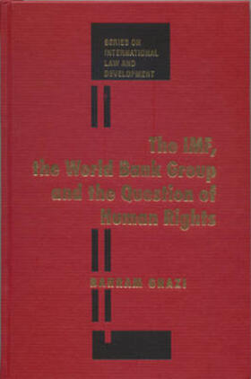 Ghazi | The Imf, the World Bank Group and the Question of Human Rights | Buch | sack.de